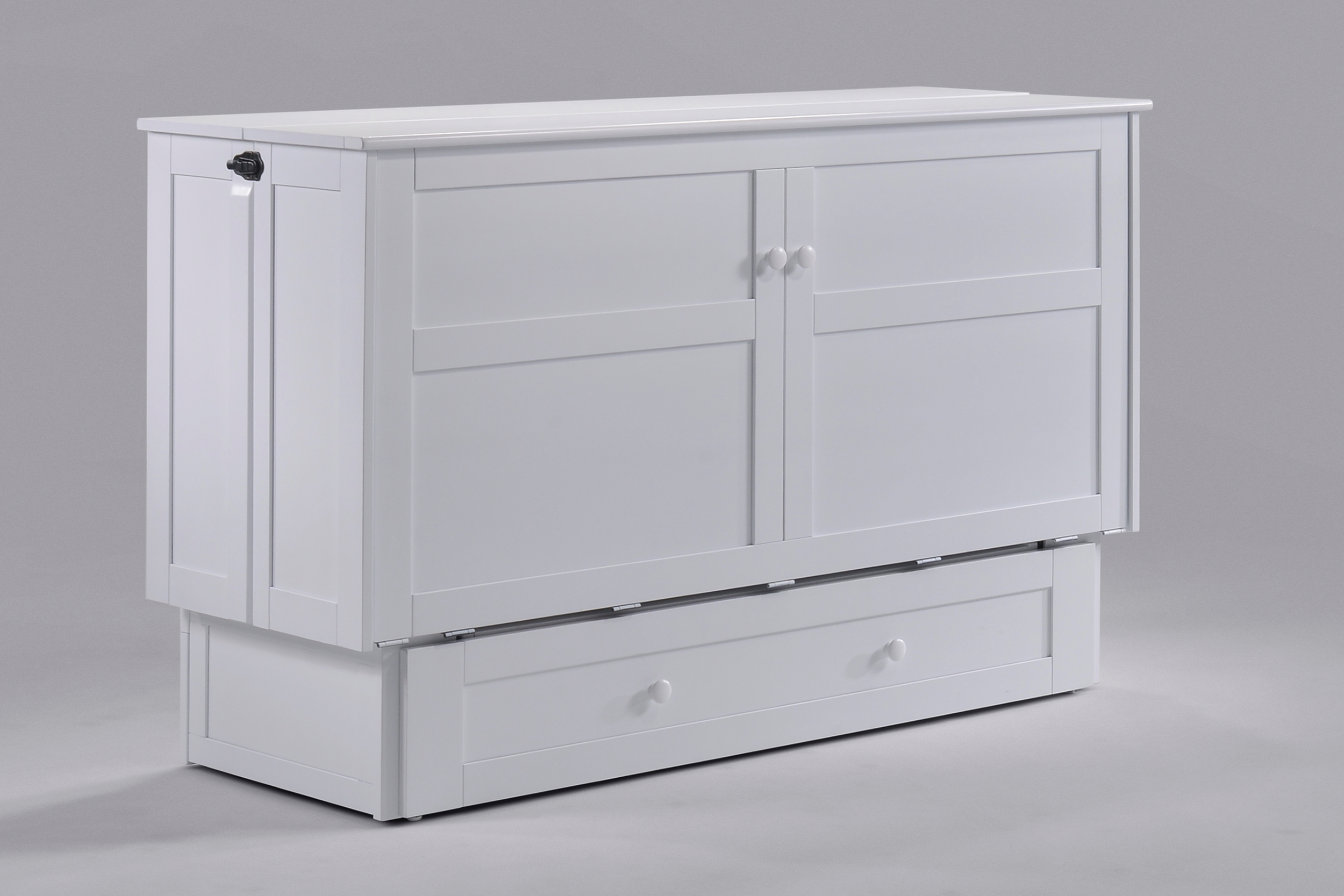 White Clove Murphy Cabinet Bed By Night And Day Furniture
