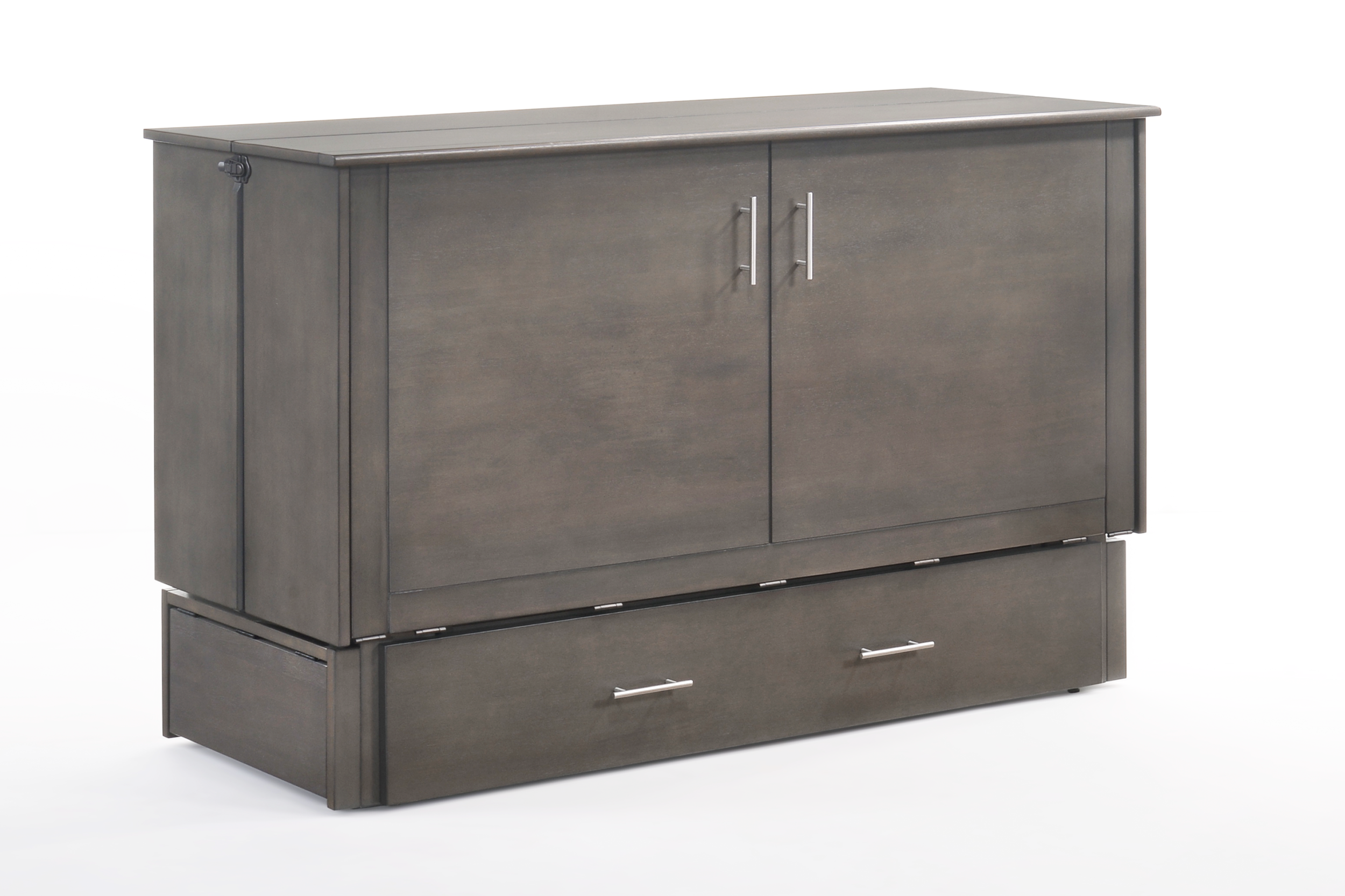 Merveilleux Sagebrush Stone Washed Murphy Cabinet Bed By Night And Day Furniture