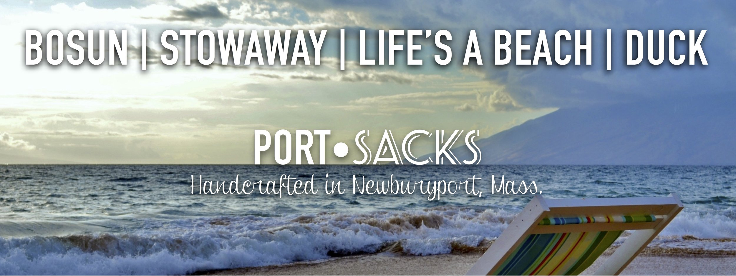 PORT•SACKS
