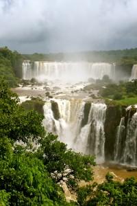 Iguassa falls