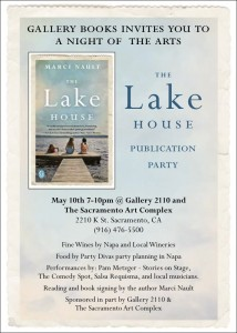 The Lake House_invitation