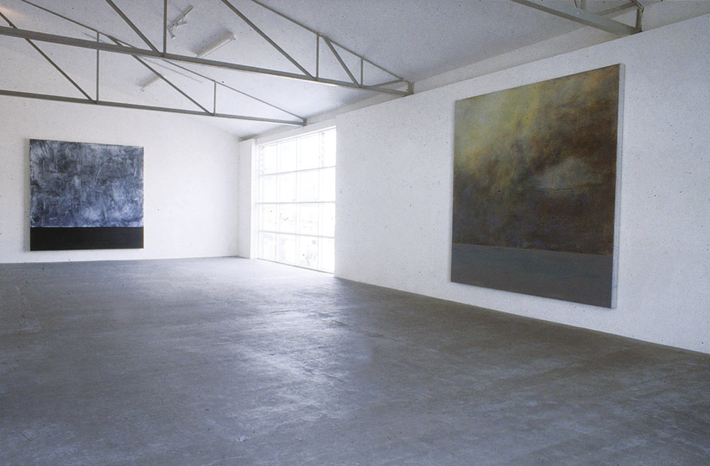 Ocean   Jensen Gallery, Auckland, 2000