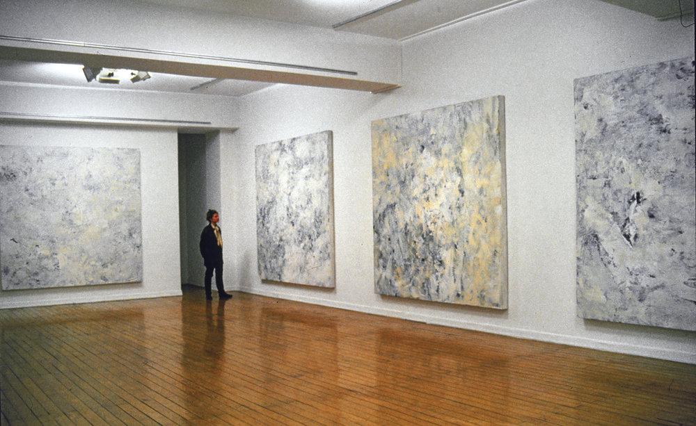 Adraga I   Galeria Luis Serpa, (Galeria Comico), Lisbon, 1995