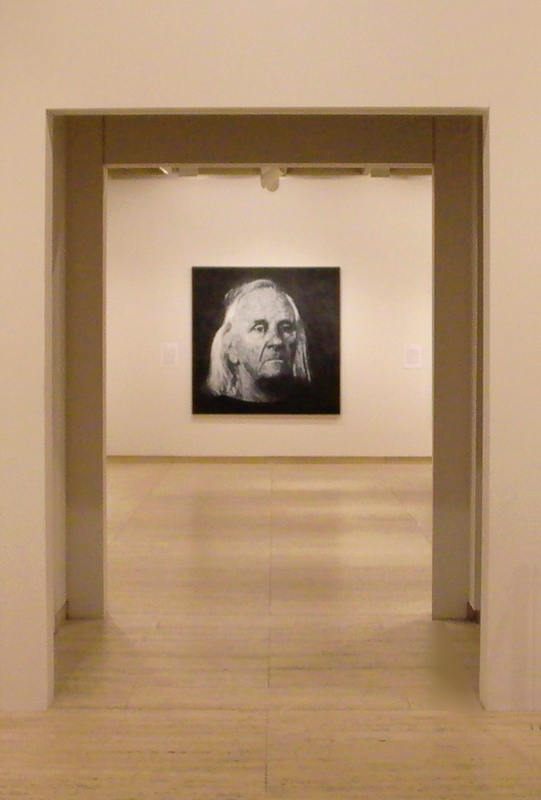 Archibald Prize (Finalist)   Art Gallery of New South Wales, Sydney, 2006  Portrait of Ken Unsworth