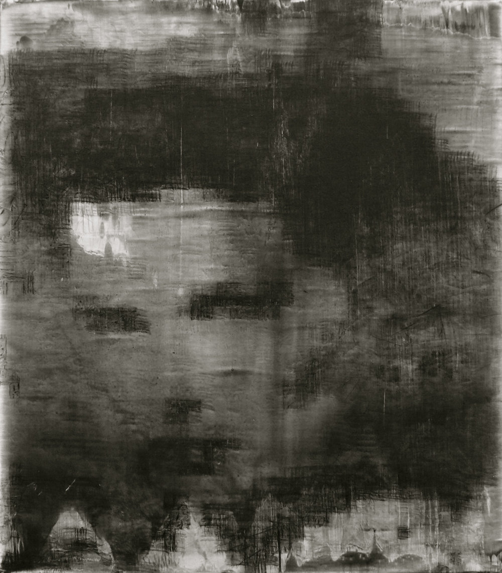 Katharine Hepburn, 2009 oil:wax on linen 18x16 inches.jpg