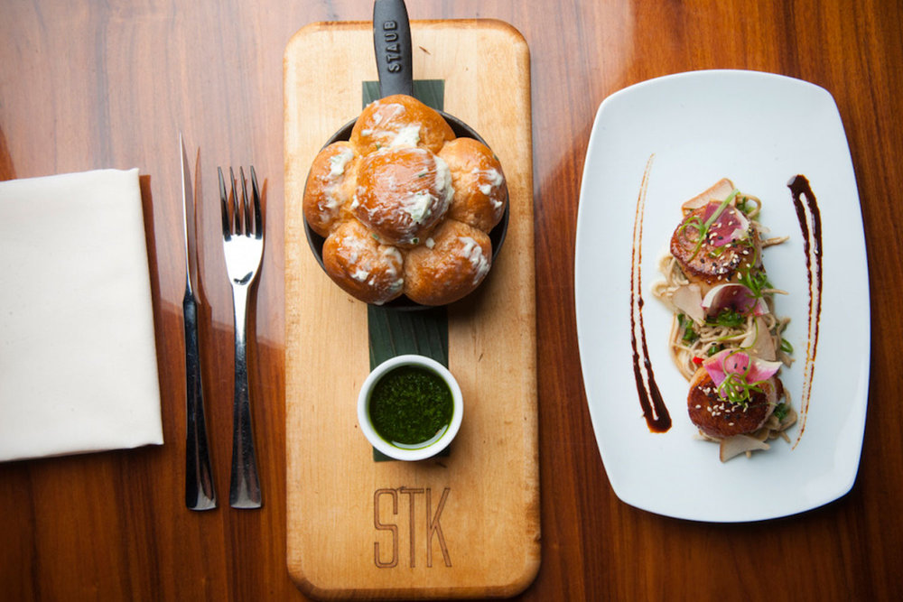 STK bar and restaurant   at 1 Hotel South Beach