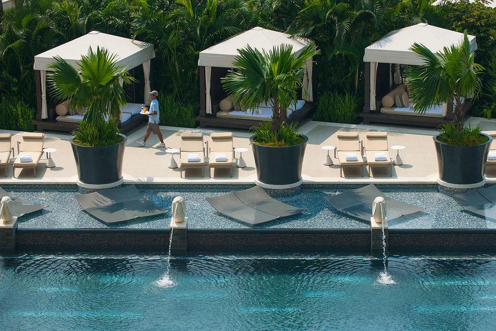 Mandarin Oriental Singapore – Pool