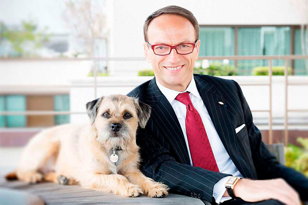 Philippe Leboeuf – Vice-President of Operations, General Manager at Mandarin Oriental, Paris