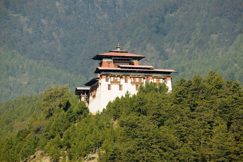 Bumthang-Jakar Dzong