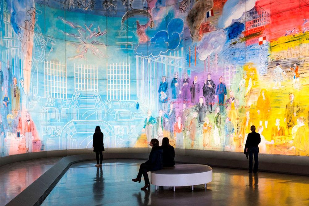Musée Nationale d'Art Moderne, Centre Georges Pompidou