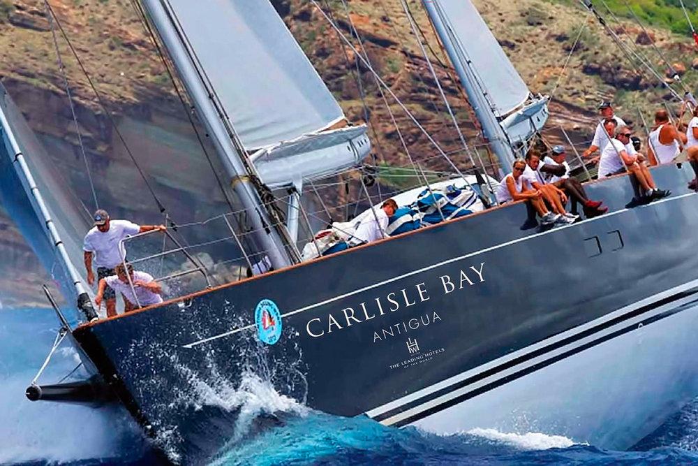 Carlisle Bay – Antigua Sailing Week