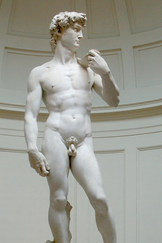 David, Michelangelo di Lodovico Buonarroti Simoni