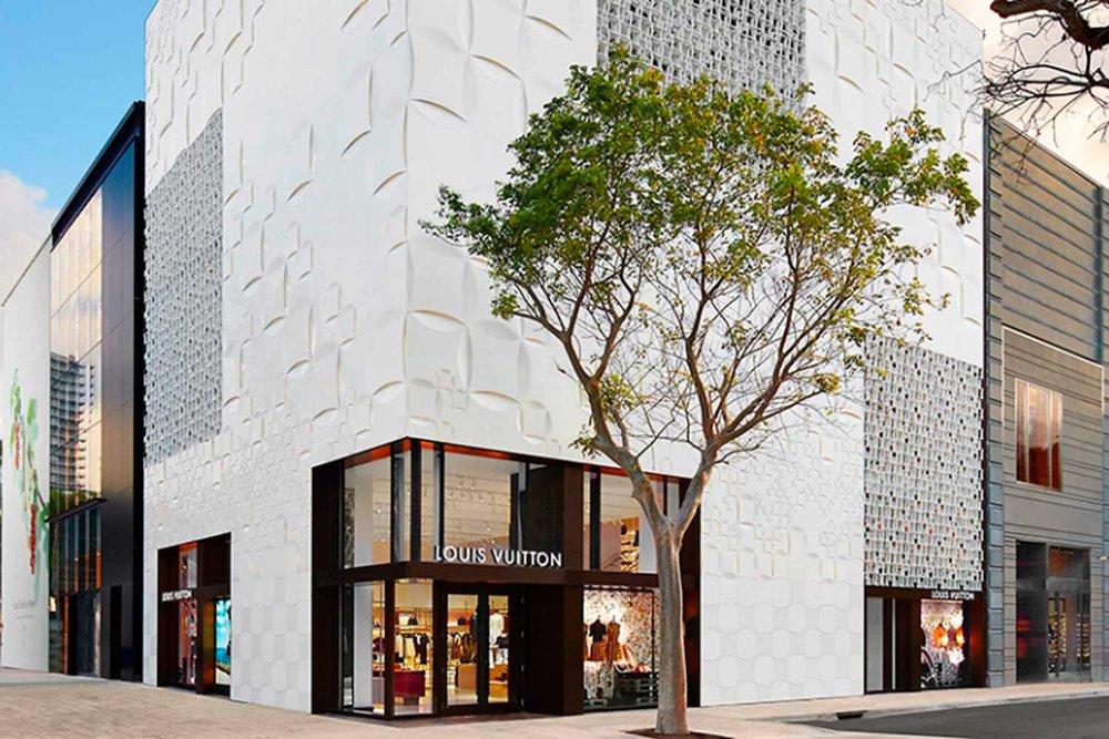 Louis Vuitton at The Design District