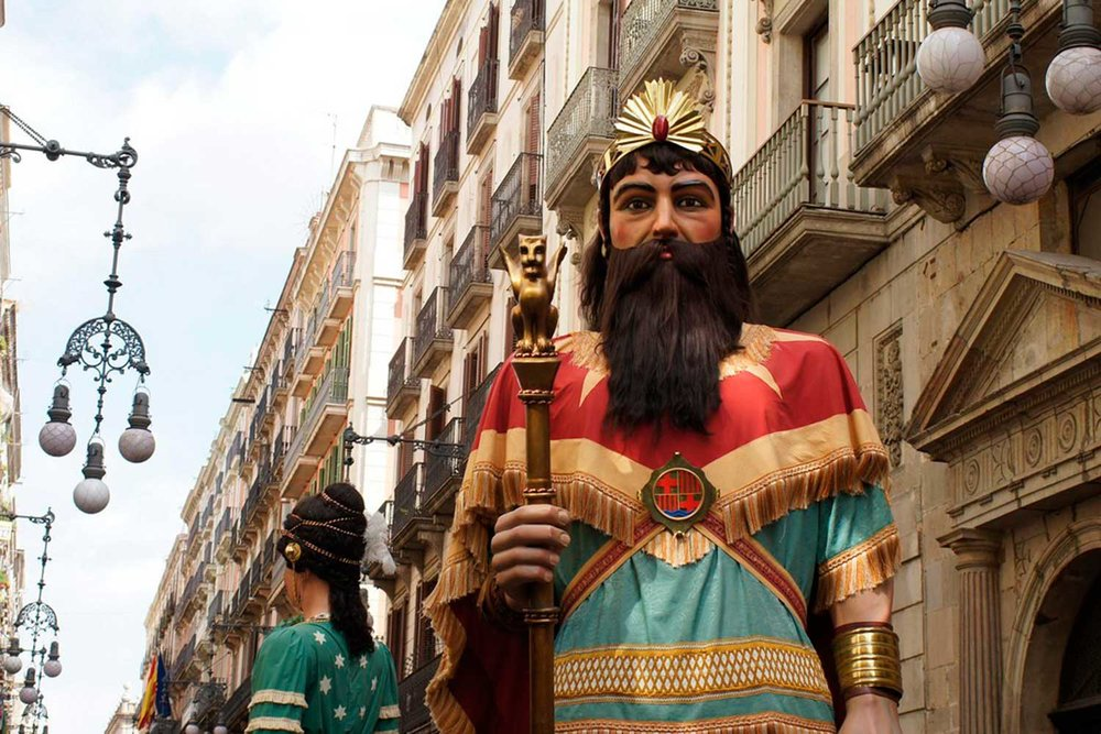 La Mercè festival