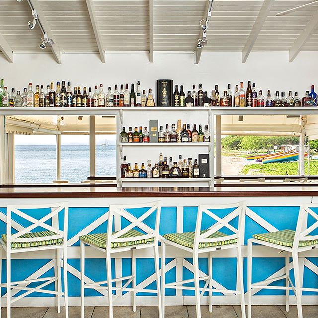 We've got that #FridayFeeling, so it's time to hit the 101 Rums Bar at the Four Seasons Resort Nevis (@fsnevis)! How can you beat rum on a Caribbean Beach?  Follow the link in our bio to book your stay with #LuxuryBARED for exclusive benefits.  #LuxuryTravel #Travel #Rum #Caribbean #Nevis #BeachBar #LoveToTravel #Wanderlust #Travelgram #LuxuryHotel #Love #Instagood