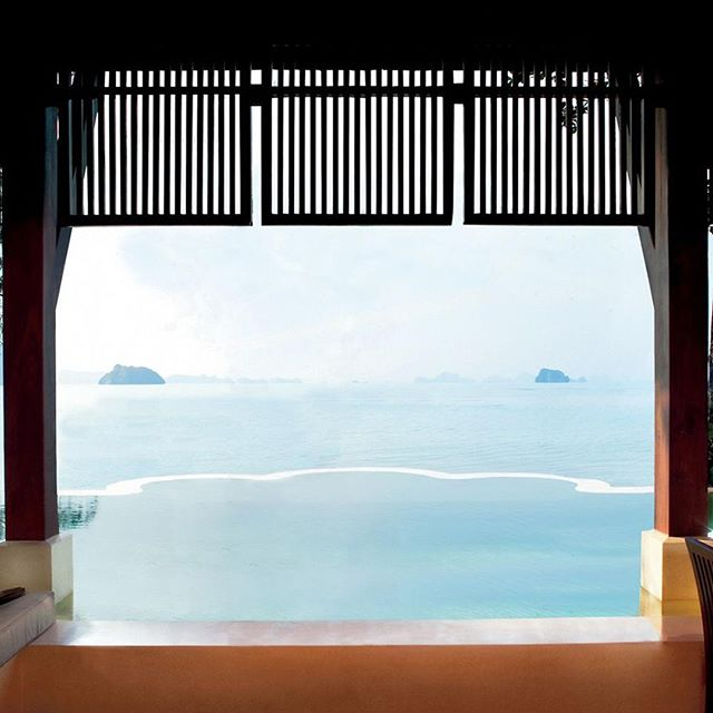 There are views that take your breath away... Follow the link in our bio to book your stay at the beautiful Phulay Bay, #RCReserve (@phulaybayreserve), in Krabi, Thailand #LuxuryBARED #LuxuryTravel #Travel #Krabi #Thailand #Amazing View #Love #Beauitful #Instagood #LoveToTravel #LuxuryHotel #Wanderlust