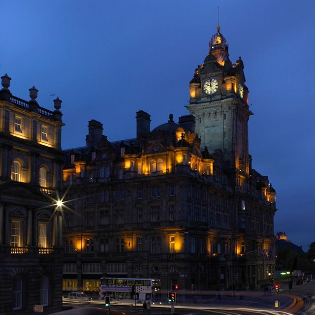 The famous clocktower of The Balmoral Hotel (@the_balmoral) is a true icon of Edinburgh, as recognisable to residents and frequent visitors as Edinburgh Castle or Arthur's Seat. Inside is one of the finest hotels in Scotland. If you want to stay in a truly iconic hotel, follow the link in our bio to book your stay with #LuxuryBARED for exclusive benefits. #LuxuryTravel #Travel #Edinburgh #PrincesStreet #Icon #Iconic #LuxuryHotel #LoveToTravel #Wanderlust #Travelgram #Love #Beautiful #Instagood