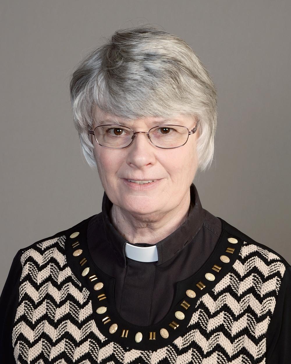 Secretary The Rev. Pam Mitcham St. John, Springfield - West Central