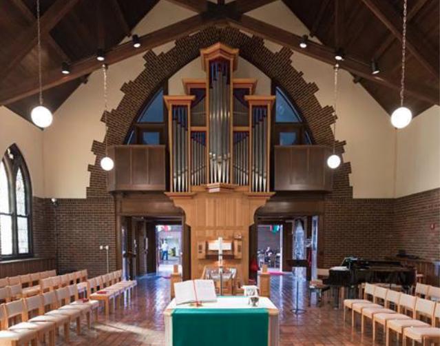 Wartburg Theological Seminary - Dubuque, IA