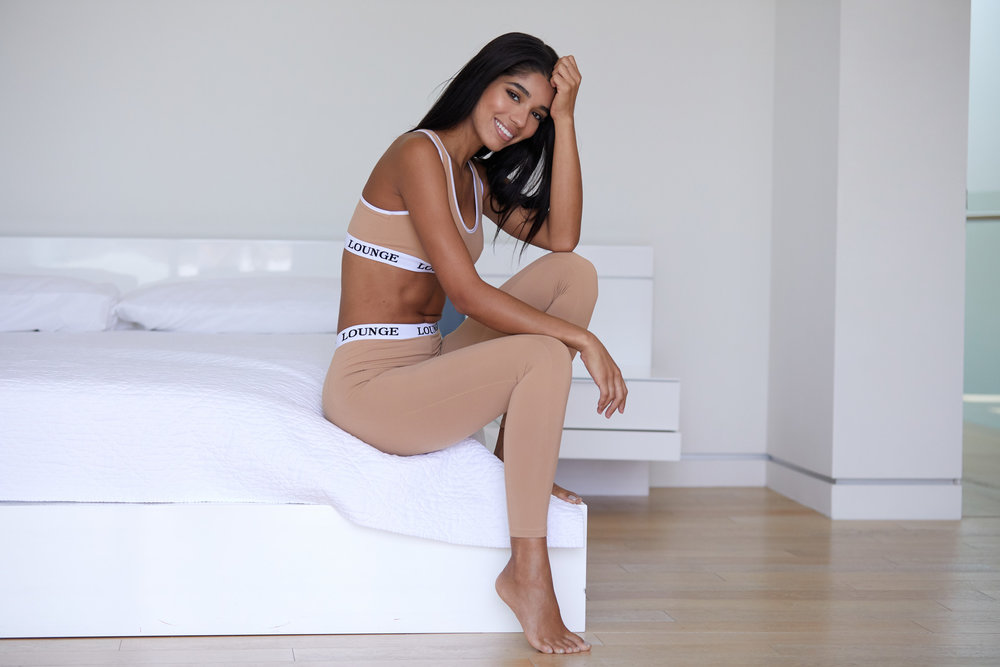 Yovanna Ventura for Loungewear Underwear