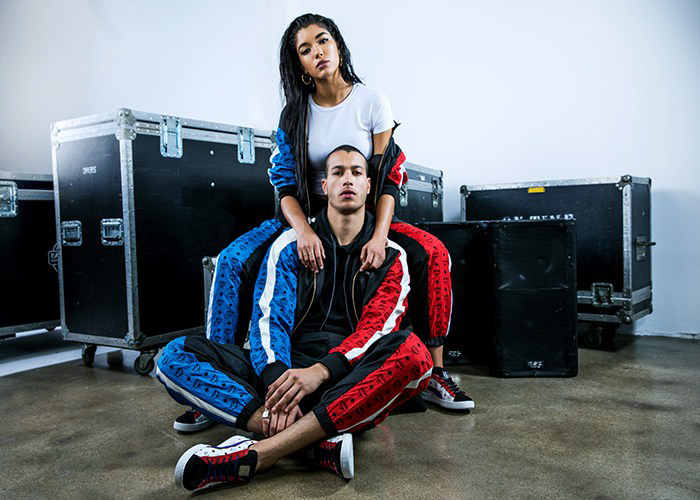 Yovanna Ventura, Vashtie and Gabriel Vieria by Raven B. Varona for MCM x Puma Collection