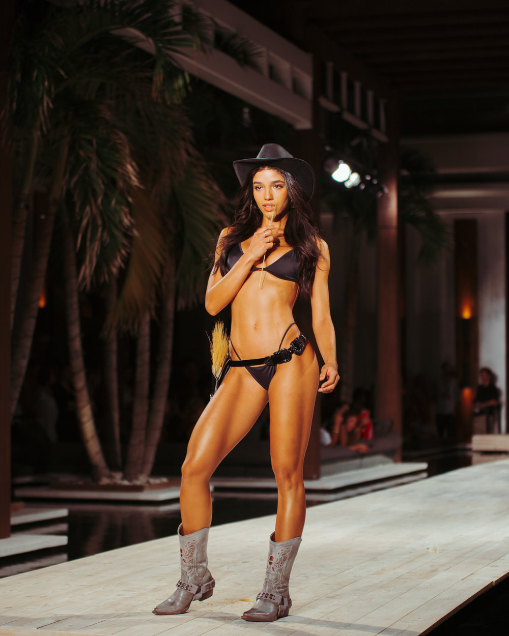 Yovanna Ventura at Miami Swim Week 2018