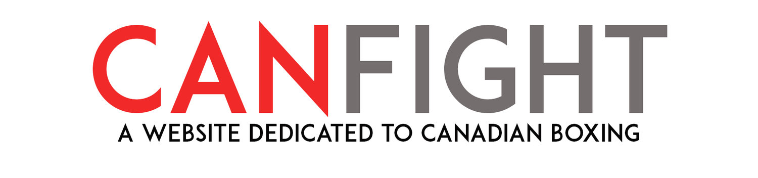 CanFight - Your new home for Canadian boxing