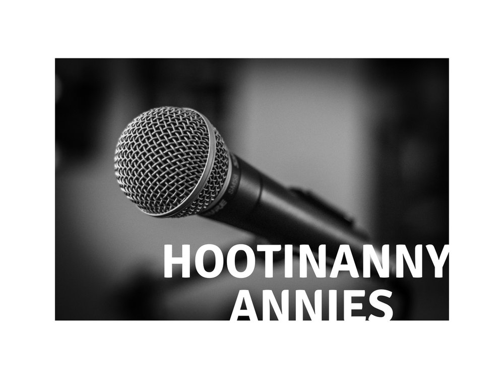 Live Music - Friday - Hootinanny Annies - WOW! Zone