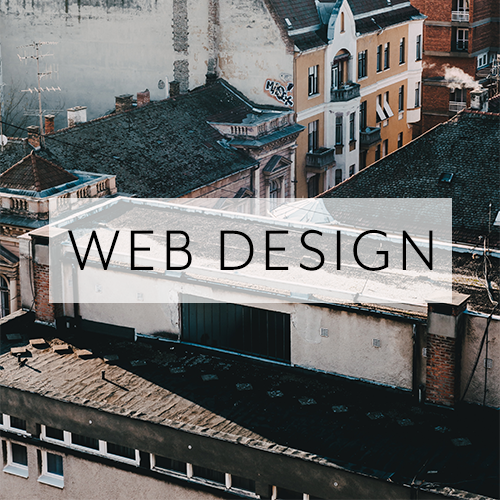 Web design for online entrepreneurs and digital nomads and people who want to work and travel