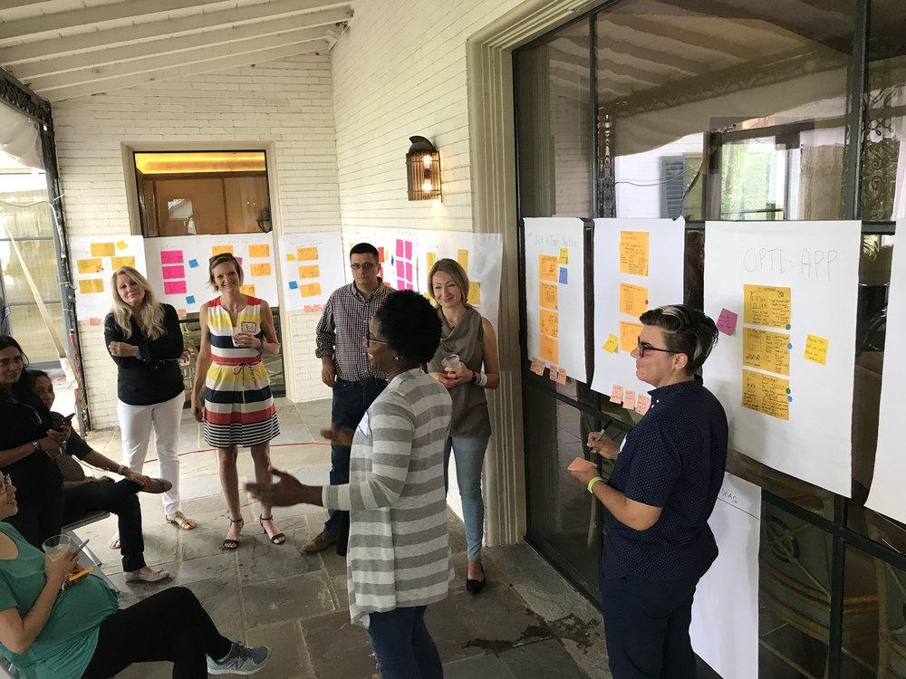 Max Masure & Diana Sonis - Design Thinking Workshops