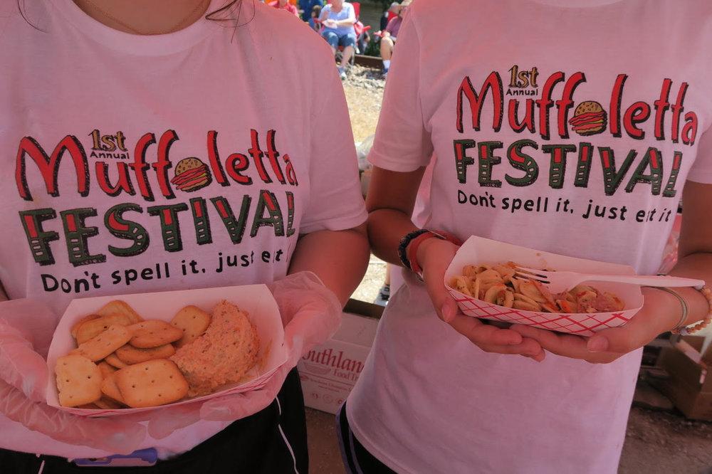 Muffuletta Festival 2017 by Ian McNulty