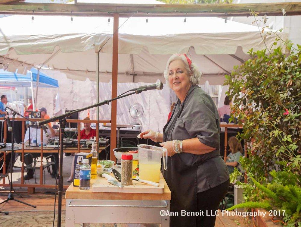 Muffuletta Festival 2017 by Ann Benoit