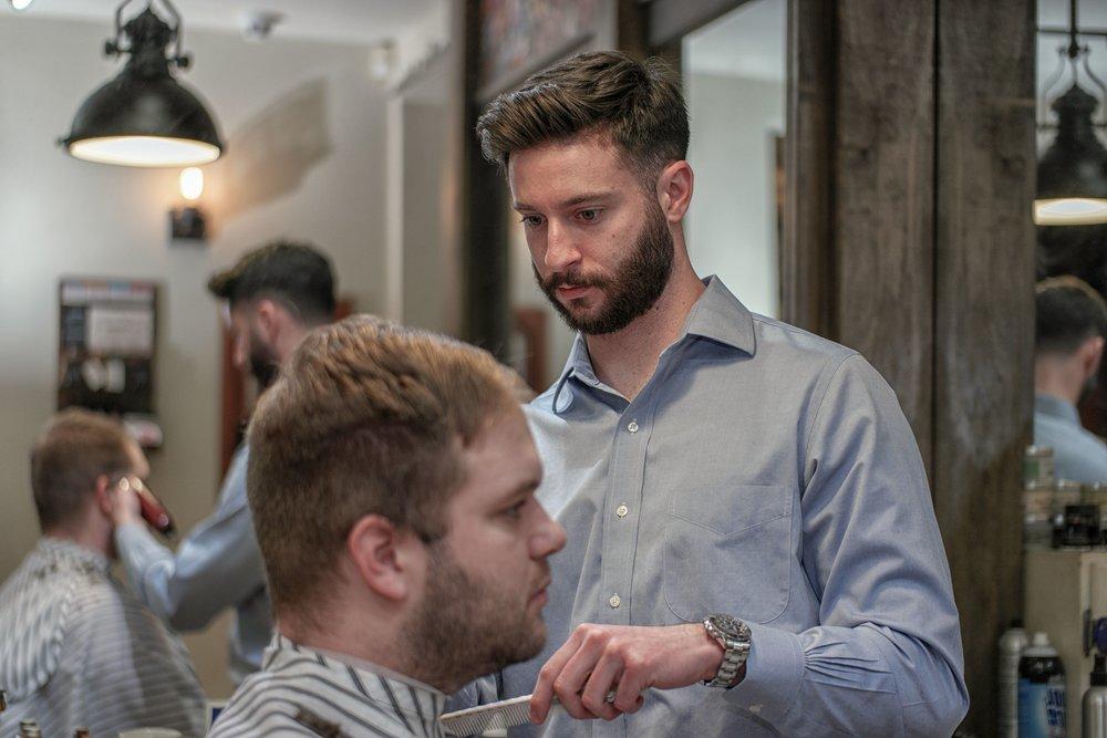 Mason Binder Barbershop