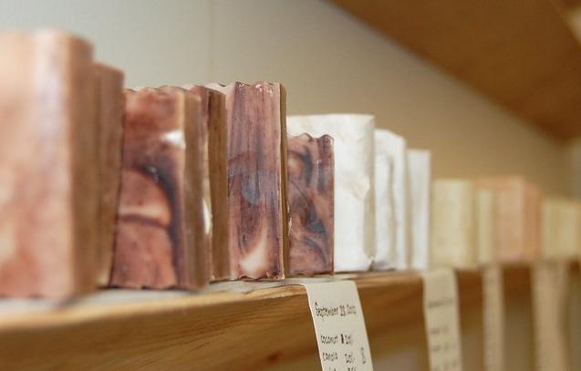 artisanal soap -