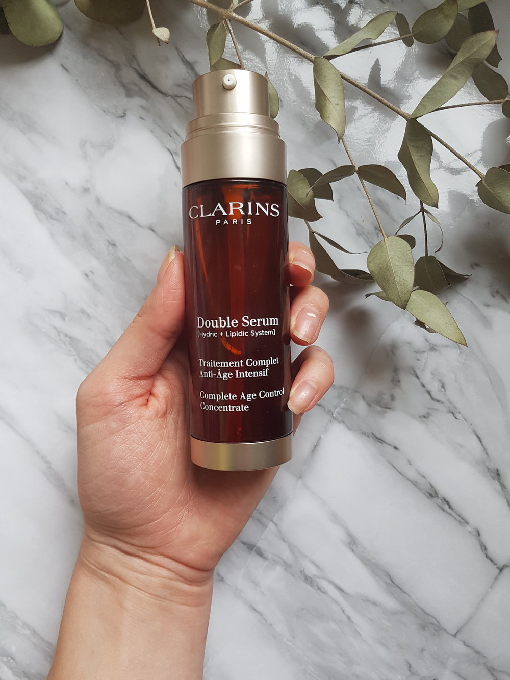 Clarins Double Serum Complete Age Control