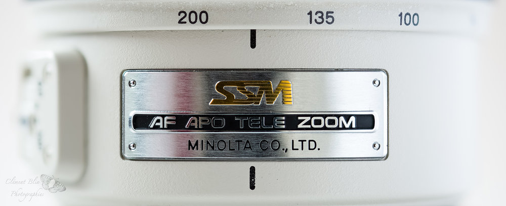 minolta 70-200 f2,8 ssm
