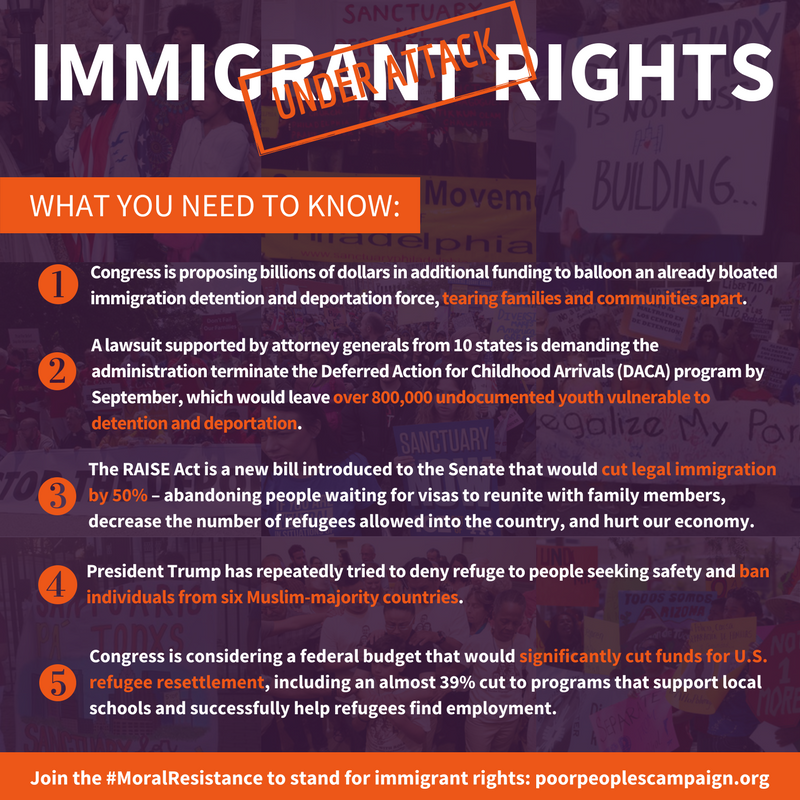 immigrant rights facts