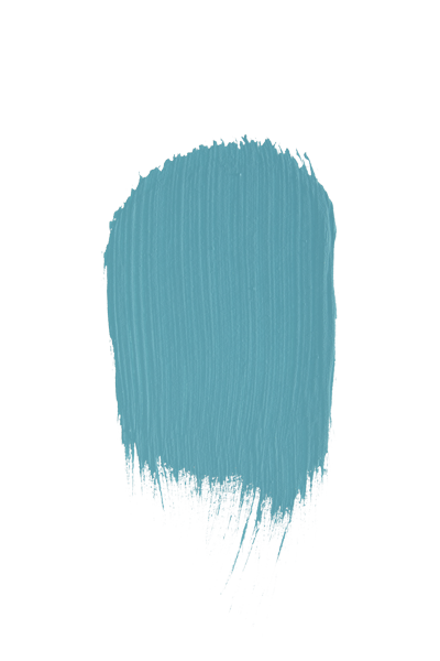 Turquoise Mineral Paint