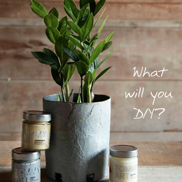 What Will you DIY?