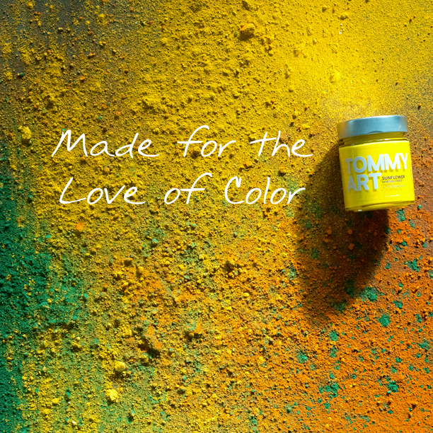 For the Love of Color