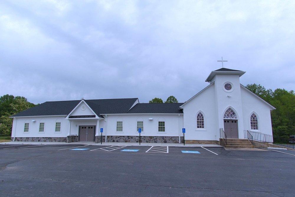 Providence Baptist Church   .      Orlean,  VA