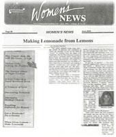 "<a href=""http://www.5squares.com/news/media5.asp"" target=""_blank"">WOMAN'S NEWS June, 2002</a>"