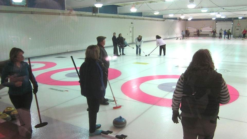 Photo Credit: Marmora Curling Club Facebook Page