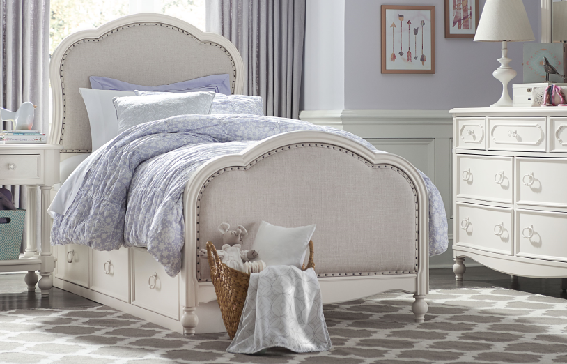 Harmony - VICTORIA UPHOLSTERED PANEL BED TWIN2.png