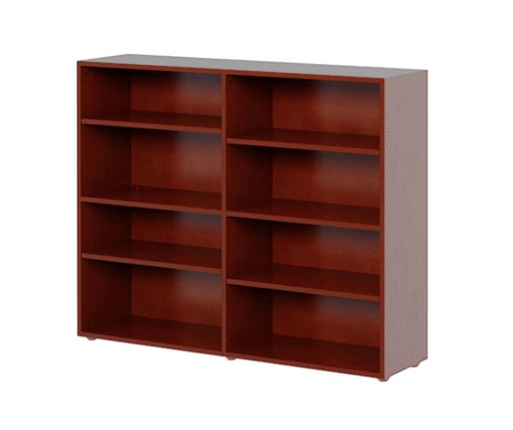 Low 6 Shelf Bookcase