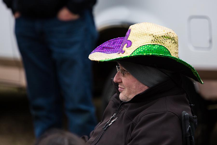 Shreveport Mardi Gras Hats