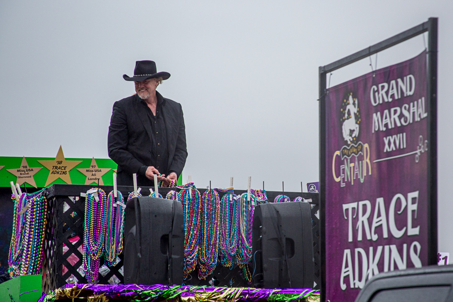 Trace Atkins Mardi Gras Shreveport