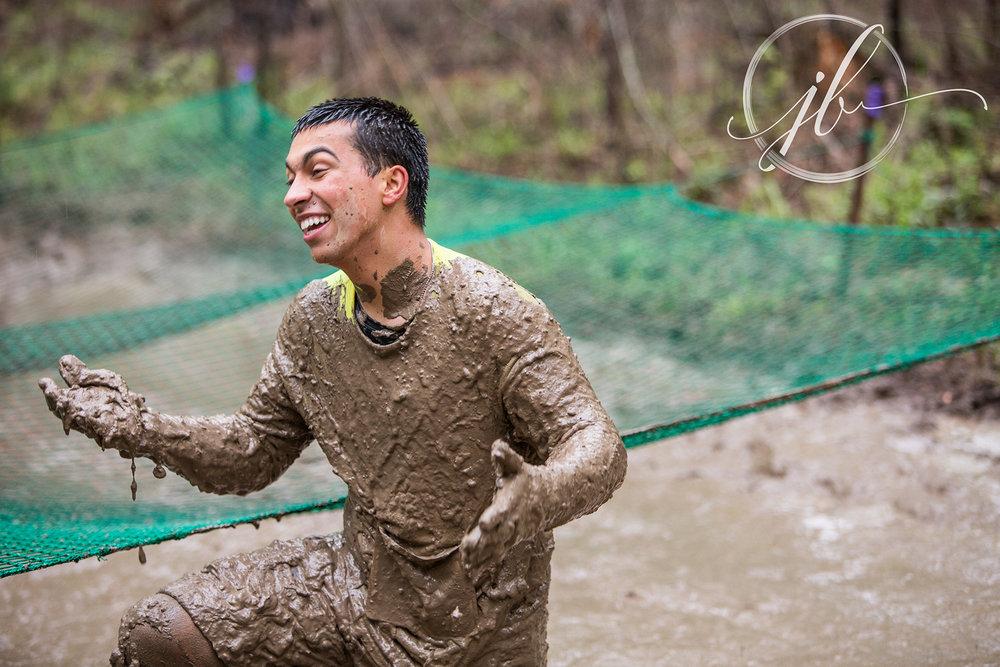 Barksdale AFB Mud Run