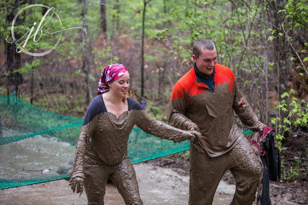 Barksdale Mud Run Photographer