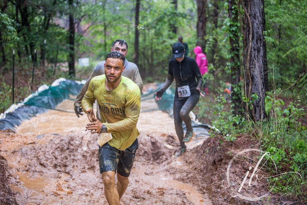Barksdale Mud Run 2018